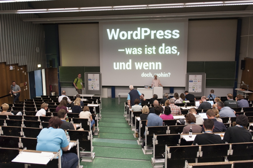 Wordcamp Cologne 2105